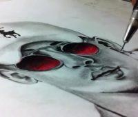 ▷ Dibujos a Lápiz de Bad Bunny 🐰