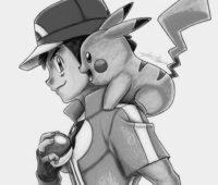 Dibujos a Lápiz de Pokémon