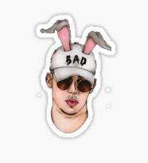dibujos de bad bunny 2018