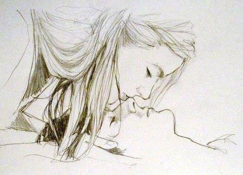 697ed2b4f0 Dibujos a Lápiz de Amor para Mi Novia - Dibujos a Lápiz