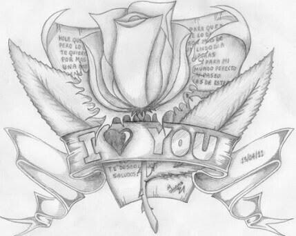 Dibujos A Lápiz De Amor Para Mi Novia Dibujos A Lápiz