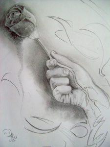 dibujos de amor para mi novia que me gusta