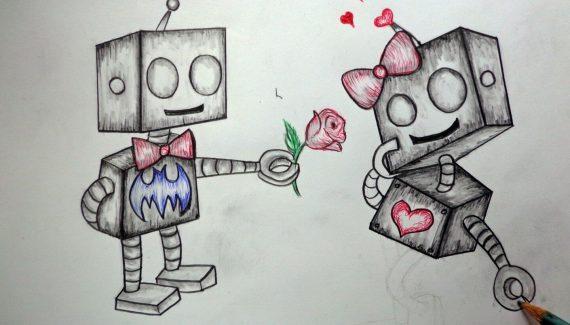 dibujos a lapiz de amor chidos