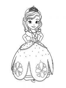 dibujos chidos de princesas a lapiz
