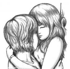 dibujos con lápiz de amor chidos