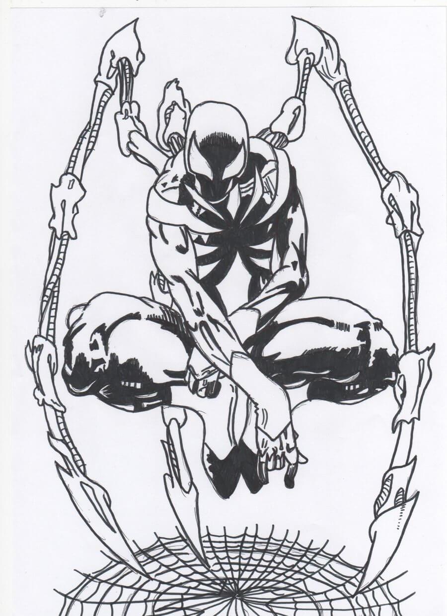 Los mejores Dibujos de Spiderman