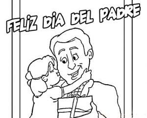 Dibujos del Día del Padre a Lápiz