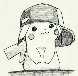 dibujos de pikachu para descargar