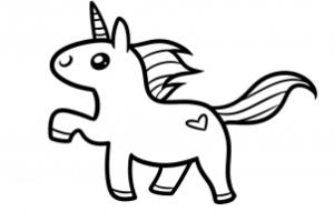 Dibujos De Unicornios Hechos A Lápiz Ideales Para Tu