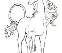 unicornio con lápiz