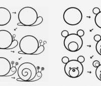 Dibujos a Lápiz para Principiantes chidos