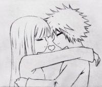 dibujos de amor para mi novio