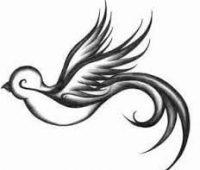 dibujos de tatuajes faciles