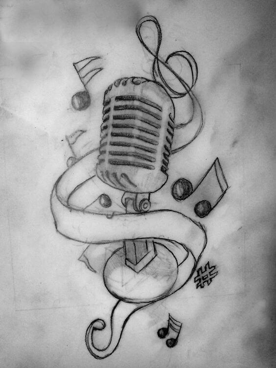 Dibujos De Tatuajes Faciles Es Hora De Inspirarte En Este 2018