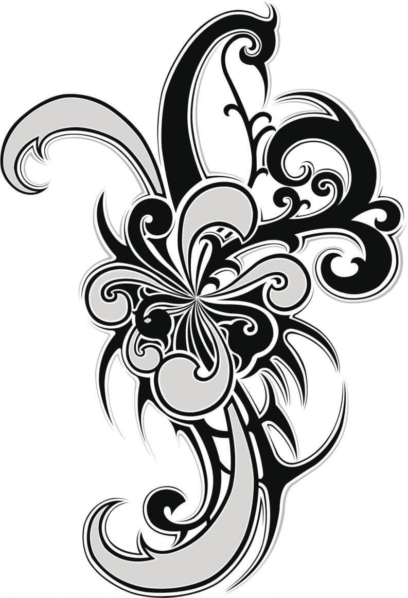 Como Hacer Un Diseño Para Tatuaje ▷ dibujos de tatuajes fáciles | es hora de inspirarte en