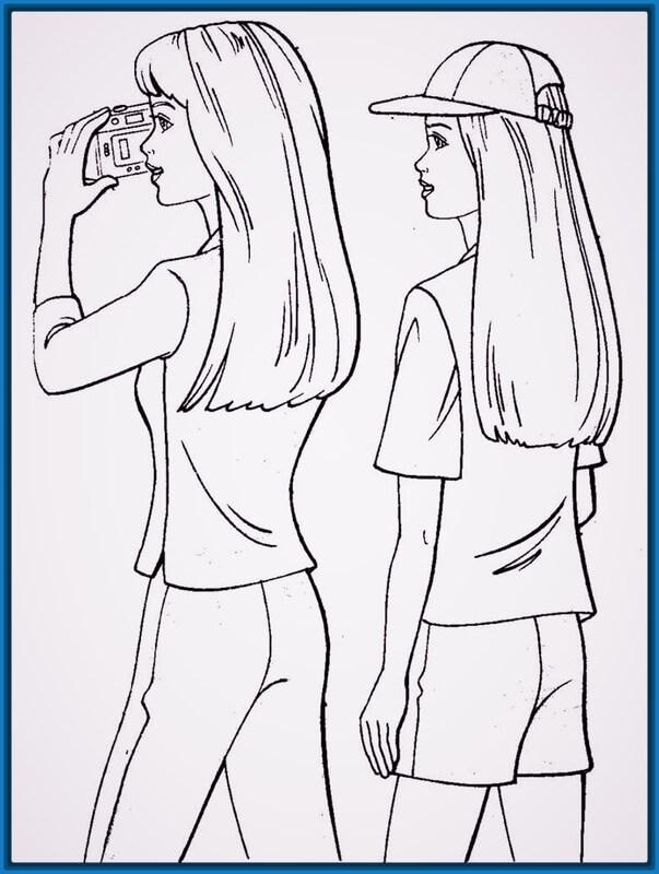 Dibujos Para Mi Mejor Amiga Hechos A Lápiz Van A Encantarle
