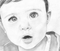 Dibujos a Lápiz de Rostros