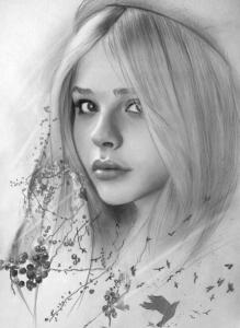 Dibujos A Lápiz De Rostros Los Mejores Retratos Fuera De Serie