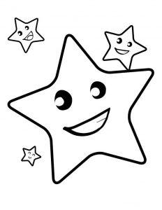 estrella a lápiz