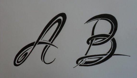 letras chidas a lapiz