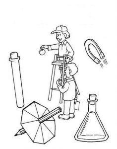 Dibujos para Portadas química