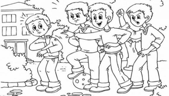 Dibujos sobre el Bullying chidos