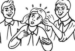 Dibujos Sobre El Bullying Muy Bonitos Para Descargar