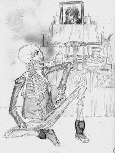 Dibujos de Día de Muertos
