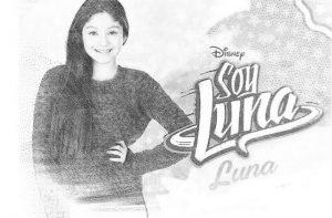 Dibujos de soy Luna para bajar