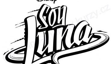 Dibujos de soy Luna para imprimir