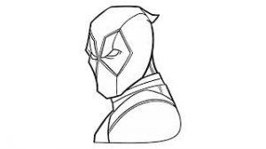 Dibujos De Deadpool A Lápiz El Antiheroe Favorito De Marvel