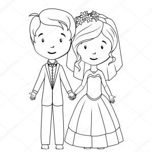 dibujos de parejas a lápiz