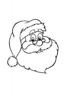 Dibujos De Santa Claus Hechos A Lápiz Para Celebrar Navidad 2018
