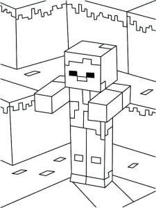 Dibujos de Minecraft para descargar