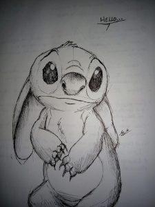 Dibujos de Stitch para descargar