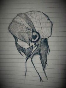 dibujos sad chidos
