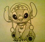 Dibujos de Stitch