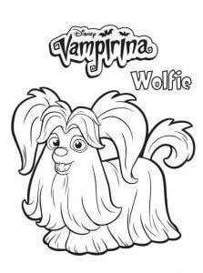 Dibujos De Vampirina A Lapiz Los Mejores Para Imprimir