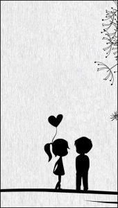 Dibujos De Amor Tiernos A Lápiz Muy Bonitos Para Dedicar