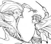 Dibujos de Harry Potter