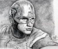 Dibujos del Capitán América