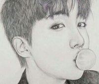 Dibujos de BTS