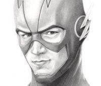 Dibujos de Flash