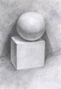 Dibujos con figuras Geométricas abstractos