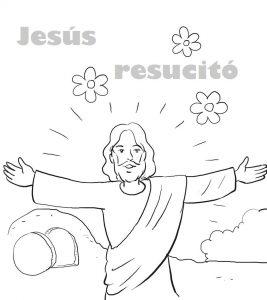 dibujos de jesús