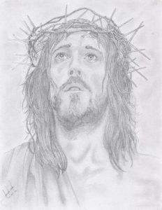 dibujos de jesús bonitos