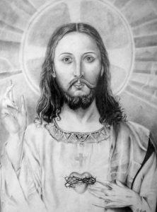 dibujos jesús