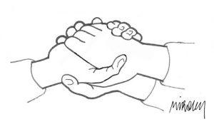 manos de paz