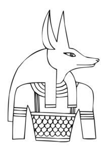 dibujos egipcios para bajar