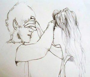 Dibujos Románticos para dedicar